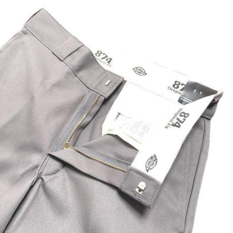 Dickies 874 ORIGINAL FIT WORK PANTS -SILVER-