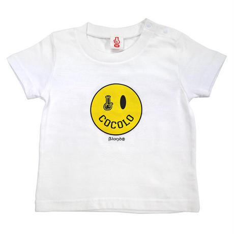 SMILEY BONG TEE (WHITE) KIDSサイズ