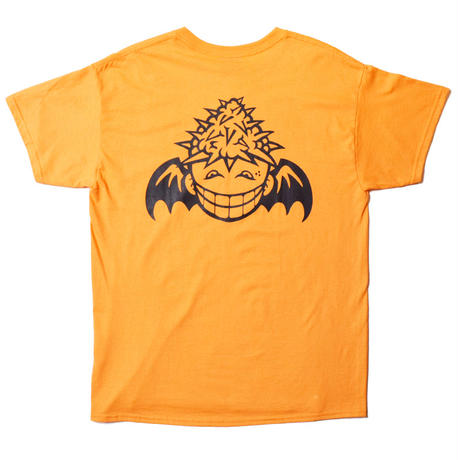 -PRILLMAL-BUDS COMEIN` !!! : S/S T-SHIRTS (Orange)