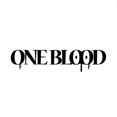 【One Blood 】ONE BLOOD!! ONE BLOOD!! ONE BLOOD!! (BLACK)