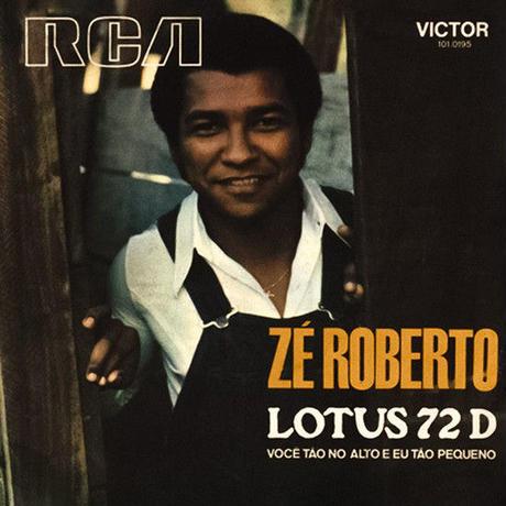 ZE ROBERTO / LOTUS 72 D (ORIGINAL VER.)/LOTUS 72 D (FAST VER.) [7inch]