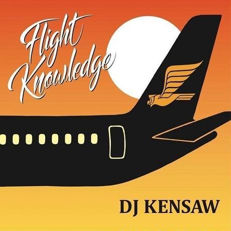 DJ KENSAW / Flight Knowledge [LP]