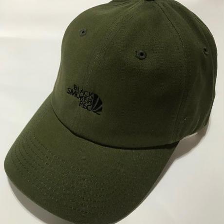 BLACKFACE / BENTBRIM CAP ( KHAKI)