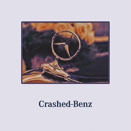 STRIZE / CRASHED BENZ [CD]