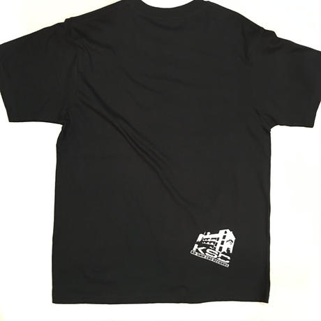 KEEP  LOCAL STEP Tee(BLACK/GREEN/WHITE/RED)