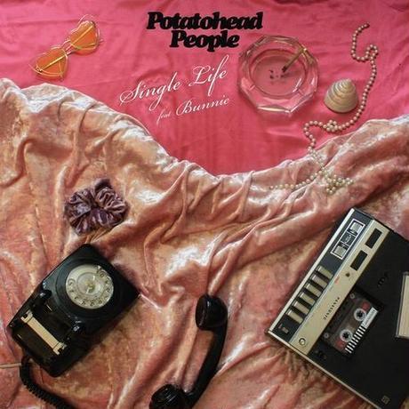 POTATOHEAD PEOPLE (Nick Wisdom + AstroLogical) / SINGLE LIFE FT. BUNNIE [7inch]