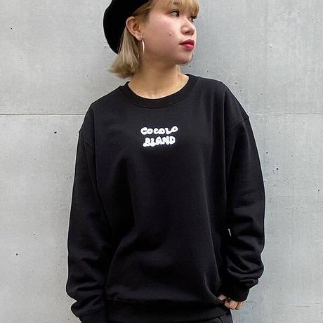 AURA CREWNECK(BLACK)