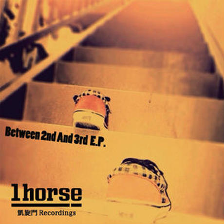 1HORSE / BETWEEN 2ND AND 3RD EP [CD]