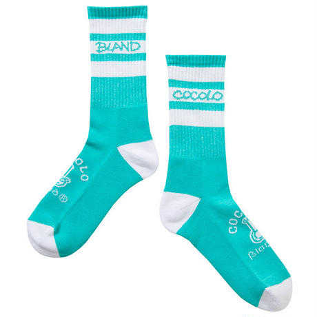 BONG LINE SOCKS (MINT)