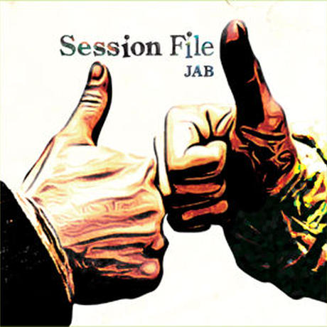 JAB / SESSION FILE [CD]