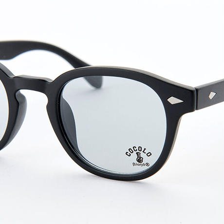TOY SUNGLASS BOSTON (MAT BLACK / GRAY)