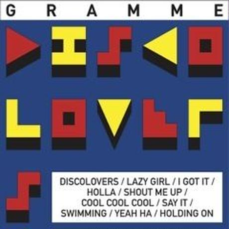 GRAMME / Disco Lovers [LP]