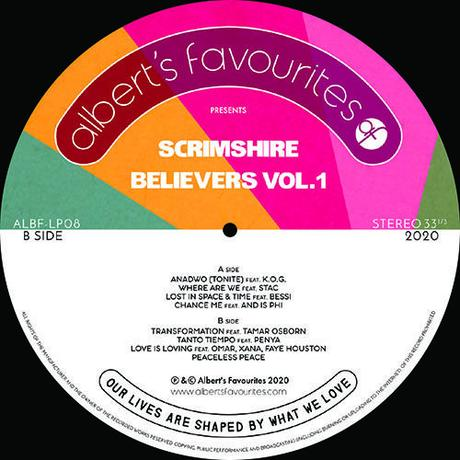 Scrimshire / Believers Vol.1 [LP]