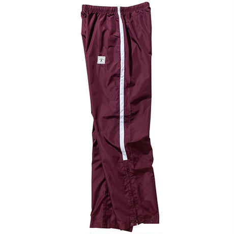 VERTICAL LOGO NYLON PANTS(MAROON)