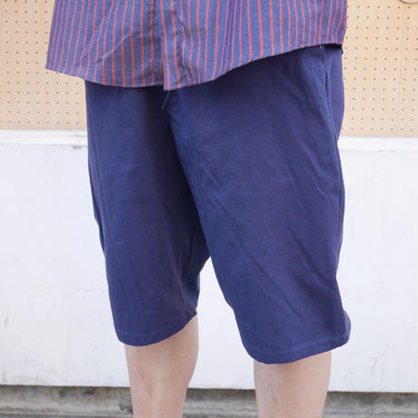 ORIGINAL BONG CHINO SHORTS(NAVY)34inch