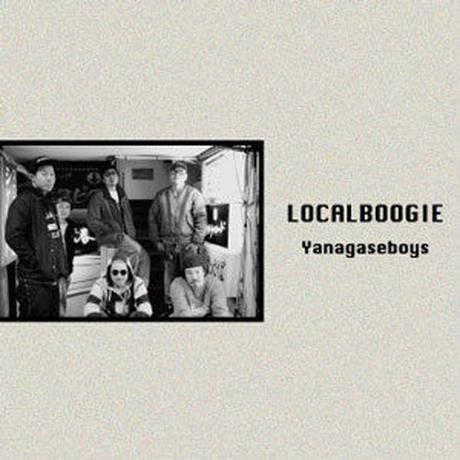 Yanagaseboys / LOCALBOOGIE [CD]