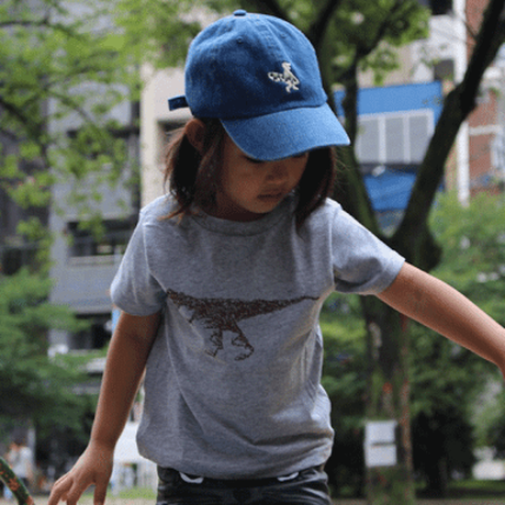 "CHILLSULL""Skate kids Cap"" / DENIM(KIDS)"