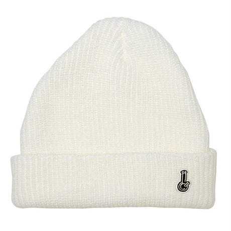 BONG WAPPEN LOOSE BEANIE(OFF WHITE)