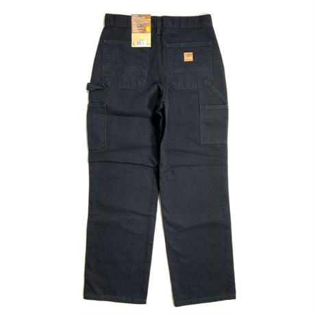 Carhartt B11 Washed Duck Work Pants -Black-