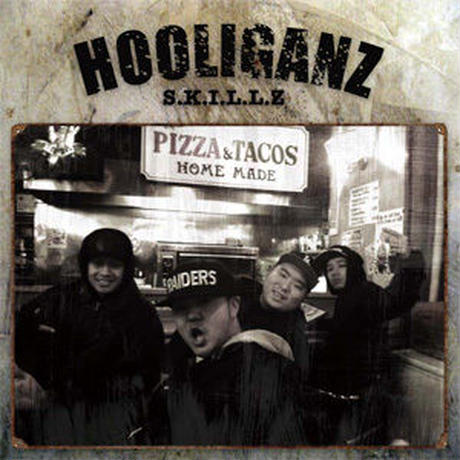 HOOLIGANZ / S.K.I.L.L.Z [CD]