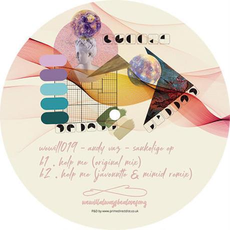 ANDY VAZ / SANKOLIGE EP [12inch]