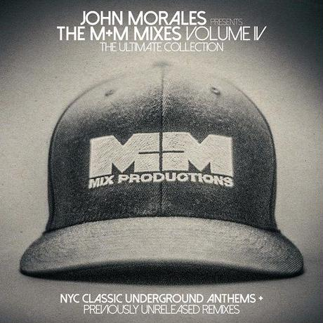 JOHN MORALES  VOL.4 M & M MIXES (4CD)