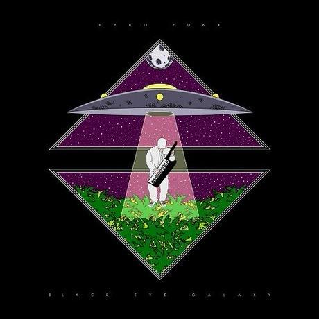 BYBO FUNK / BLACK EYE GALAXY [LP]