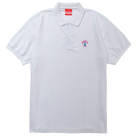 近日入荷 - ORIGINAL BONG POLO(WHITE)