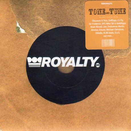 DJ KIYO / TONE AND TUNE [MIX CD]