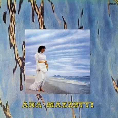 9月上旬入荷予定 - ANA MAZZOTTI / NINGUEM VAI ME SEGURAR [LP] 180g