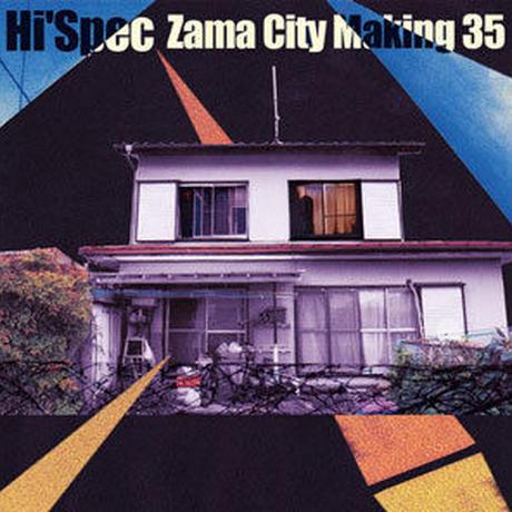 Hi'Spec / Zama City Making 35 [CD]