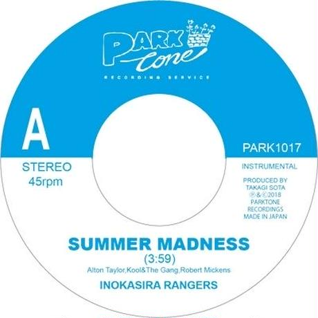 井の頭レンジャーズ - SUMMER MADNESS / A SUMMER PLACE  [7INCH]