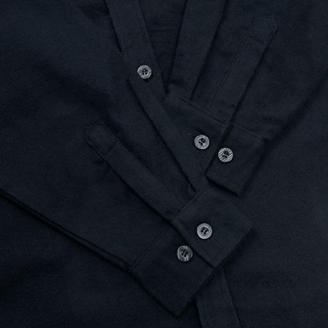 DAX FLANNEL SHIRTS (BLACK)