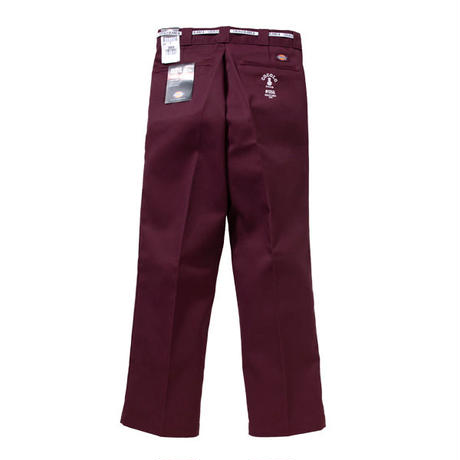 #556 WORK PANTS (MAROON)
