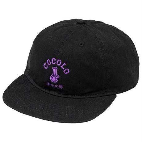 ORIGINAL BONG FLAT VISOR CAP(BLK)