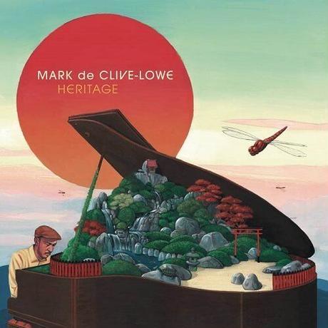 Mark de Clive-Lowe / Heritage (Red Vinyl) [LP]