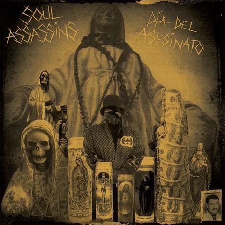 DJ MUGGS / SOUL ASSASSINS: DIA DEL ASESINATO [LP]