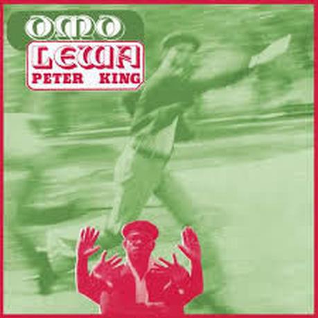 11月上旬 - Peter King / Omo Lewa [LP]