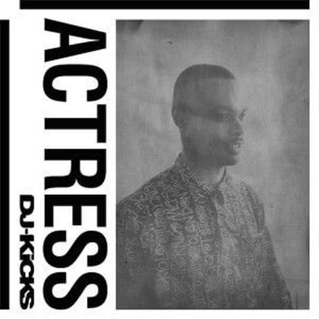 ACTRESS / DJ KICKS [CD]