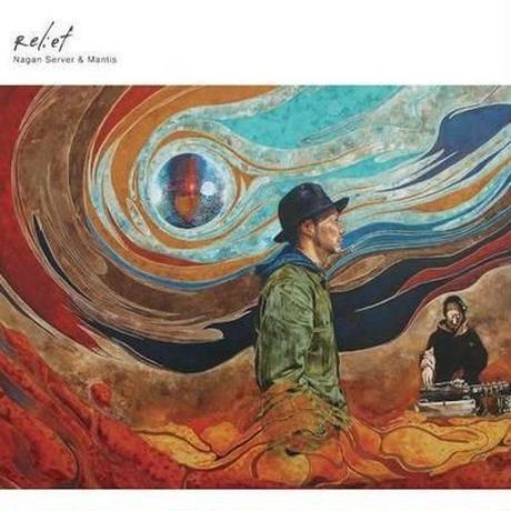 NAGAN SERVER & MANTIS / RELIEF [CD]