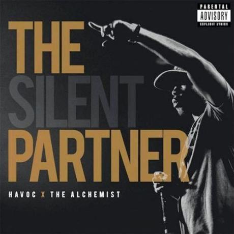HAVOC & THE ALCHEMIST / THE SILENT PARTNER (GOLD VINYL) [2LP]