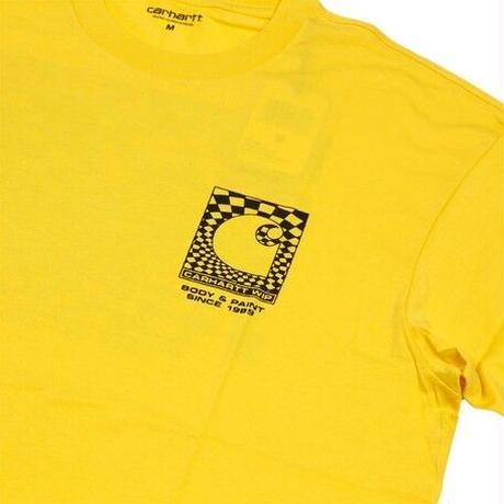 Carhartt S/S BODY & PAINT T-SHIRTS -Gold-