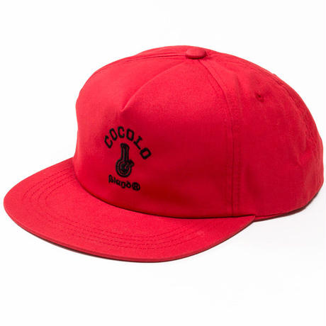 CLASSIC BONG SNAPBACK (RED)