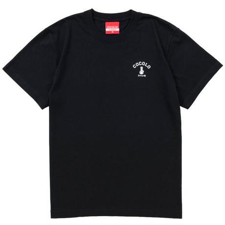 BACK BONG S/S TEE (BLACK)