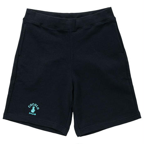BONG SWEAT SHORTS (BLACK)