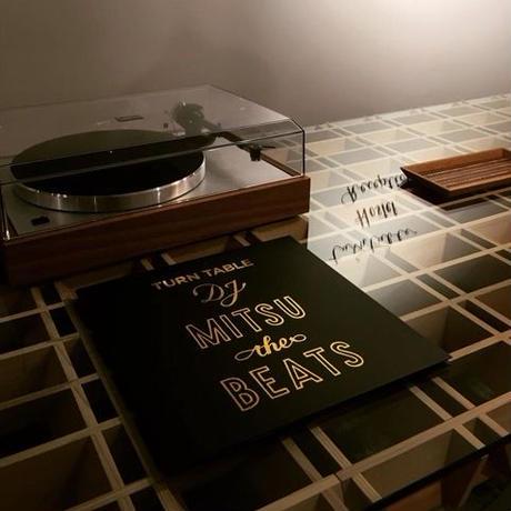 Mitsu the Beats / TURN TABLE [LP]