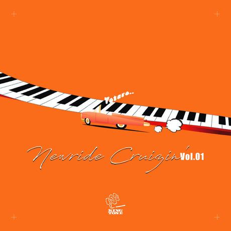 Yotaro / Newride Cruizin' Vol.01 [MIX CD]