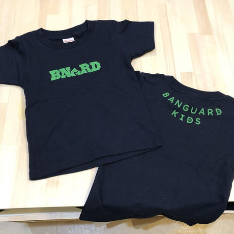 BNGRD KIDS Tee (navy)