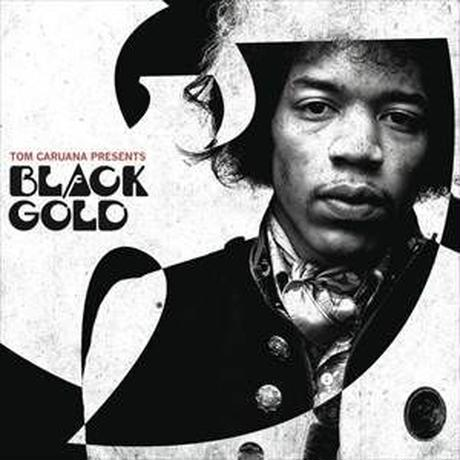 TOM CARUANA  / BLACK GOLD (WU TANG & JIMI HENDRIX) [2CD-R]