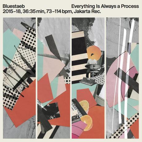 EVERYTHING IS ALWAYS A PROCESS / BLUESTAEB  [LP]